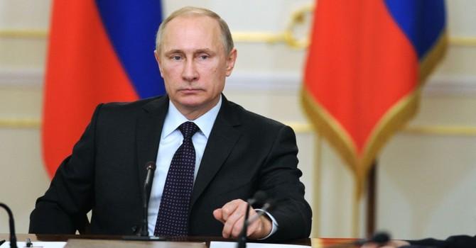 """Ông Putin: """"Nga gia hạn một năm các biện pháp đáp trả trừng phạt"""""""