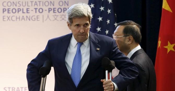 Mỹ và Trung Quốc cố tránh đối đầu dù bất đồng