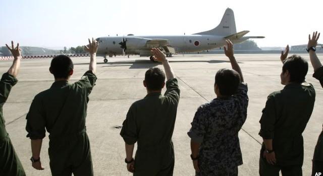 Nhật tham gia cuộc tranh giành quyền kiểm soát Biển Đông
