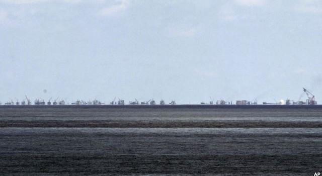 Trung Quốc lộ mặt thật khi xây dựng các căn cứ quân sự ở Biển Đông
