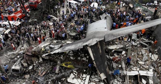 Indonesia: Số người thiệt mạng trong vụ rơi máy bay quân sự lên đến 142