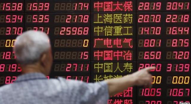 Chứng khoán Trung Quốc vẫn trong tình trạng thất thường