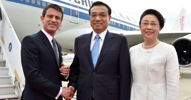 Trung Quốc sợ Hy Lạp rời bến Euro