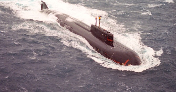 """Nga đang chế tạo """"sát thủ của tàu sân bay"""""""