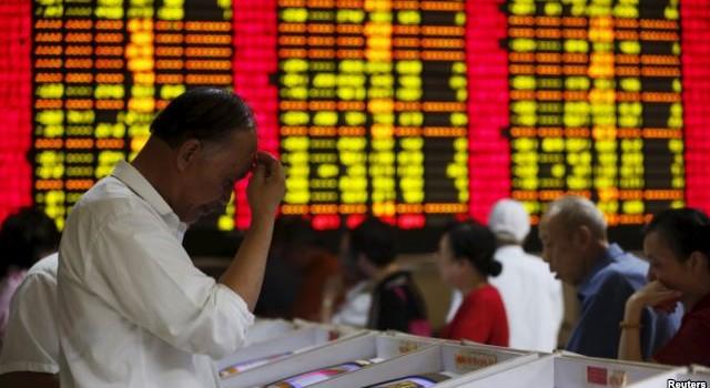 Chứng khoán Trung Quốc vẫn rớt giá dù chính phủ can thiệp