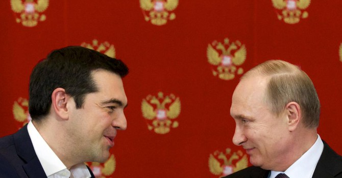 Liệu Nga có giúp Hy Lạp, để lăng nhục Châu Âu?