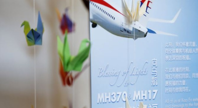 """Tổng thống Ukraine: """"Nga liên đới vụ bắn rơi máy bay MH17"""""""