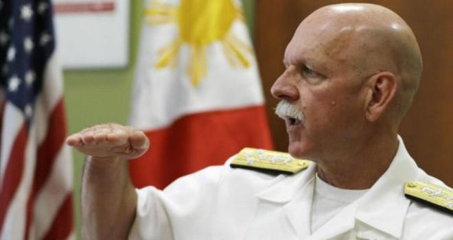 """Đô đốc Mỹ: """"Sẵn sàng phản ứng nhanh"""" ở Biển Đông"""