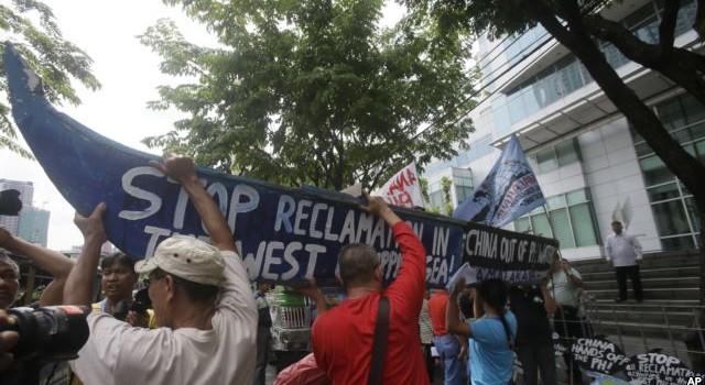 Chuyên gia an ninh kêu gọi Mỹ hậu thuẫn Philippines ở Biển Đông