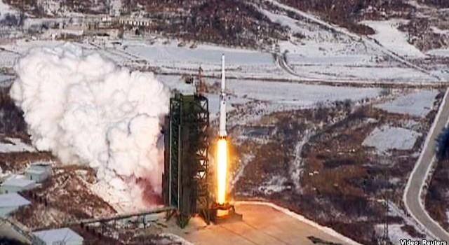 Triều Tiên lại chuẩn bị phóng tên lửa tầm xa