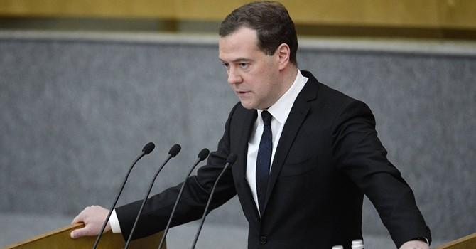 Ông Medvedev: Nga ủng hộ toàn vẹn lãnh thổ của Ukraine