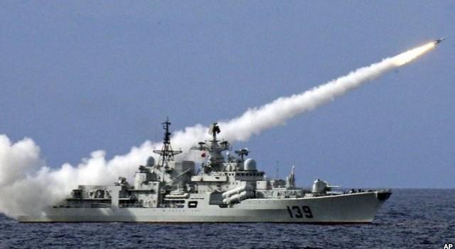 Các cuộc tập trận của Trung Quốc ở Biển Đông không đe dọa Philippines