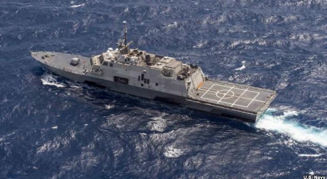 Mỹ tuyên bố 'không trung lập' trong vấn đề biển Đông