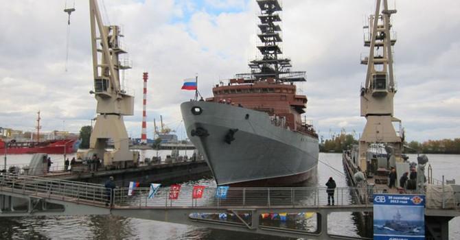 """""""Siêu tàu"""" mới của ông Putin sẽ phá được hệ thống phòng thủ Mỹ"""