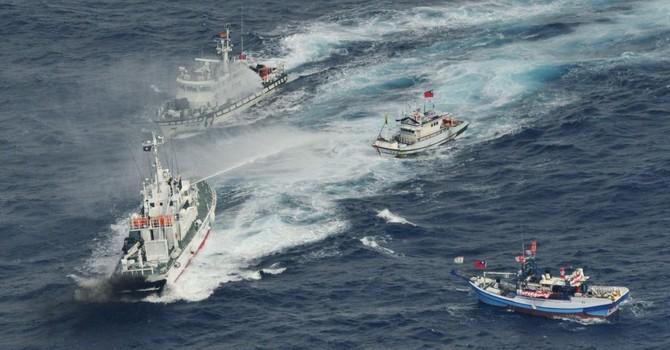 Đài Loan muốn hợp tác biển với Philippines và Nhật Bản