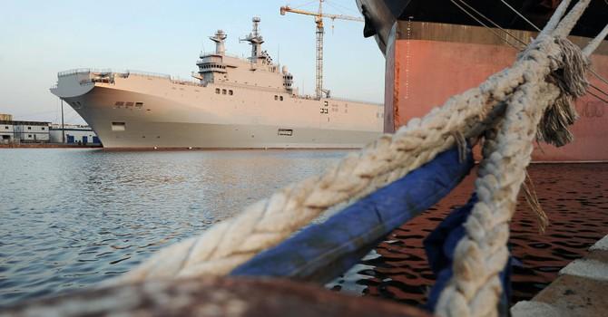 Báo Nga: Việt Nam là khách hàng tiềm năng cho tàu Mistral