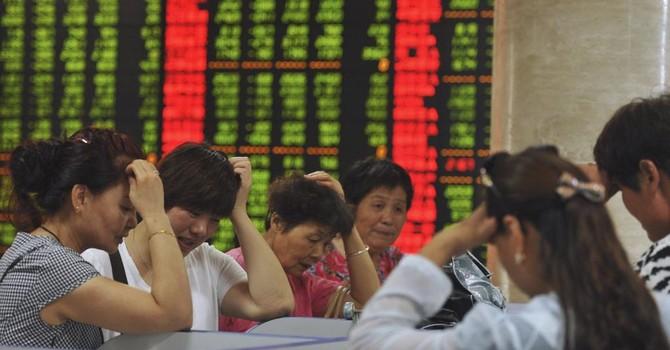 Trung Quốc cam kết ổn định chứng khoán