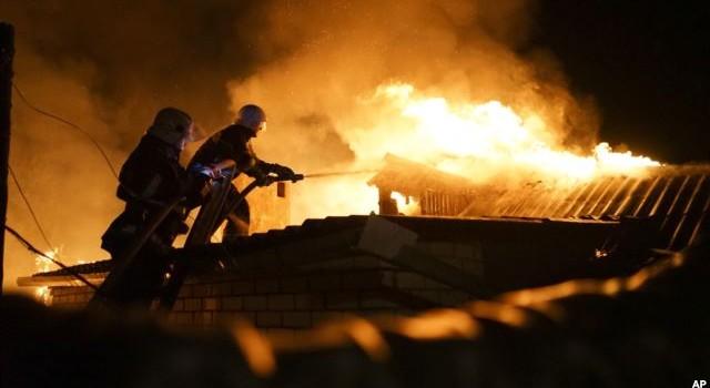 Kiev, Moscow cáo buộc nhau leo thang chiến sự ở Ukraine