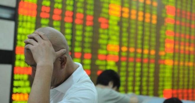 Chứng khoán Trung Quốc tiếp tục giảm