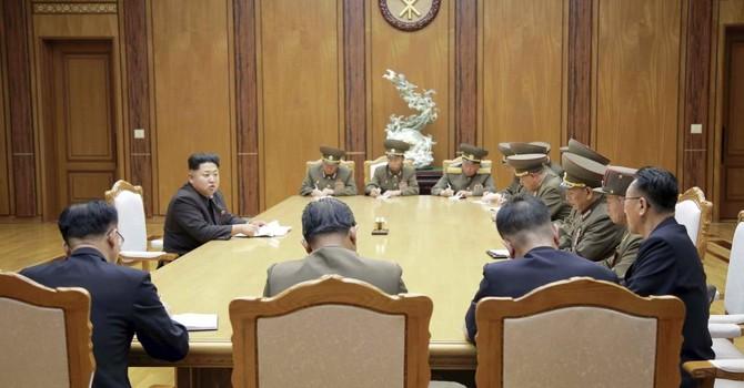 Triều Tiên ra lệnh cho quân đội sẵn sàng chiến tranh