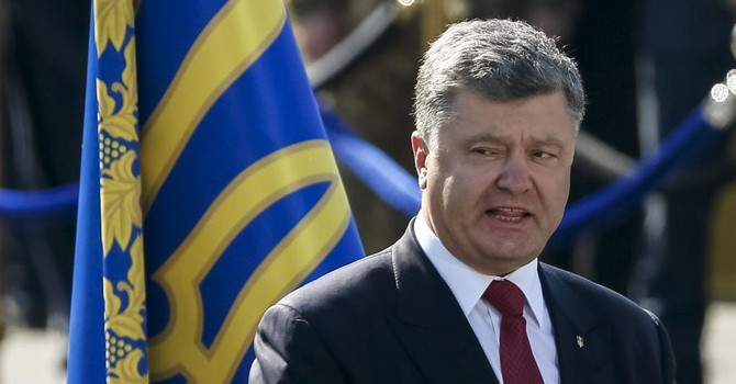 """Ông Porochenco tố cáo Nga gửi """"ba đoàn quân xa"""" xâm nhập biên giới Ukraine"""