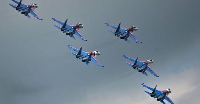 Nga giữ vững vị trí thứ hai thế giới về xuất khẩu chiến đấu cơ