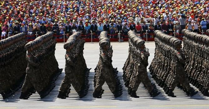 Quân đội Trung Quốc sẽ cắt giảm 300 nghìn người