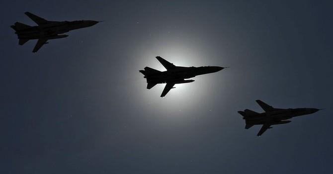 Nga tăng cường các chiến đấu cơ hiện đại tới Crimea