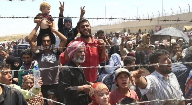 Thổ Nhĩ Kỳ tức giận về vụ khủng hoảng tị nạn