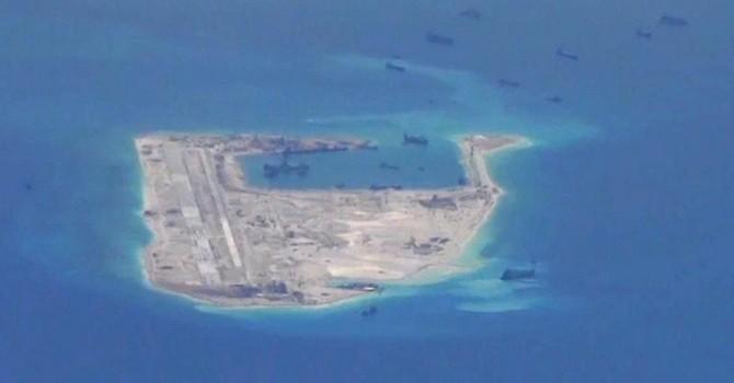 Mỹ có thể đưa tàu chiến đến gần đảo nhân tạo của Trung Quốc