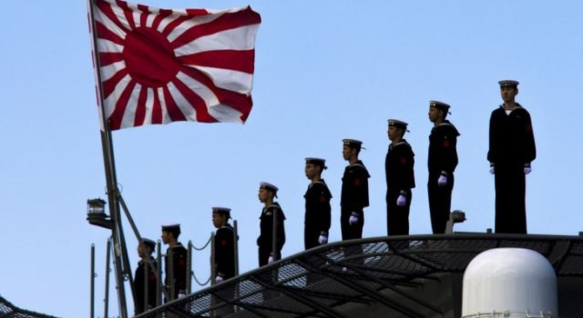 Tàu chiến Nhật và Mỹ tới Philippines