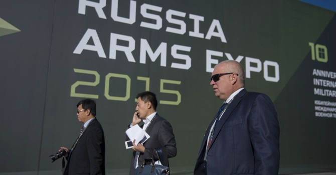 """""""Nga cần duy trì vị trí hàng đầu trên thị trường vũ khí"""""""