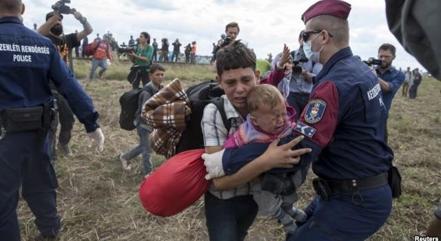 Châu Âu kêu gọi cưỡng bức tái định cư cho người tị nạn