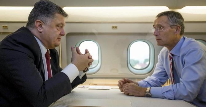 NATO kêu gọi Kiev tuân thủ thỏa thuận Minsk