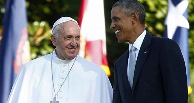 Giáo hoàng phát biểu trước Quốc hội Mỹ