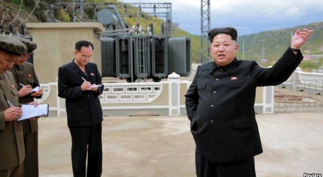 Triều Tiên: Đề tài chính tại thượng đỉnh Mỹ-Trung
