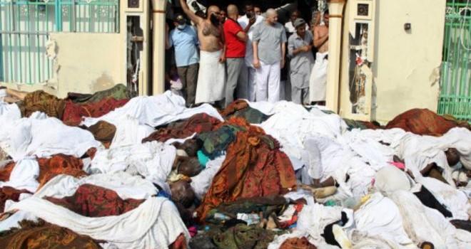 Vua Ả rập Saudi lệnh rà soát an toàn lễ Hajj