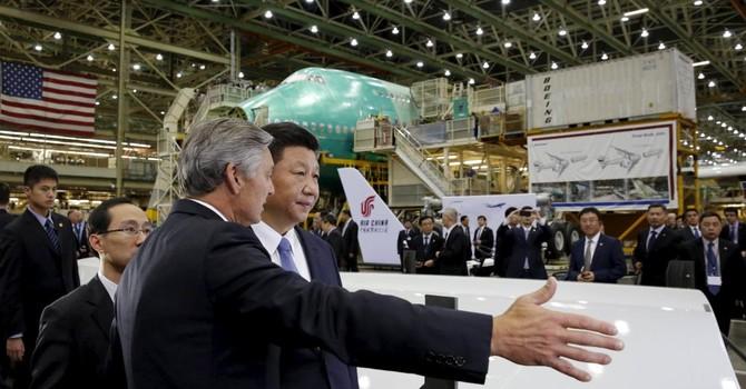 Ông Tập Cận Bình tán dương quan hệ kinh tế Trung - Mỹ