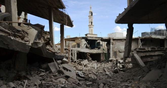 Liên quân kêu gọi Nga ngừng đánh ở Syria