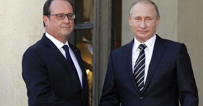 Ông Putin tính gì khi oanh kích vào Syria?
