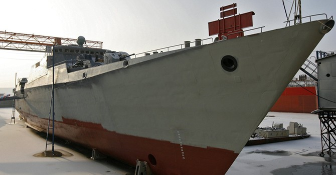 Nga sẽ cung cấp hai tàu khu trục Gepard cho Việt Nam vào 2017