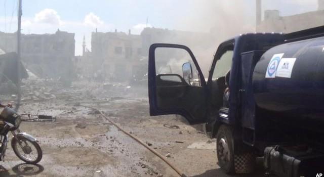 'Quân tình nguyện' Nga có thể gia nhập quân đội Syria