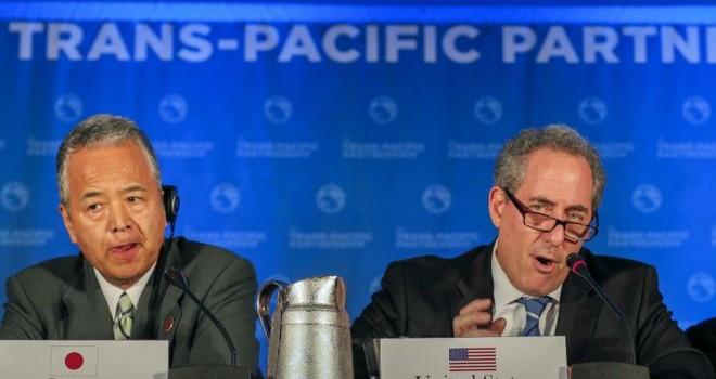 Tổng thống Obama: 'Không để Trung Quốc viết luật chơi mậu dịch'