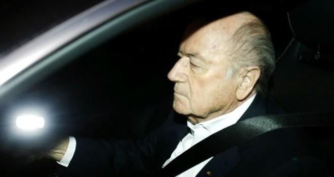 Ông Blatter kháng cáo lệnh cấm của FIFA