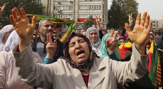 Thổ Nhĩ Kỳ oanh kích trả đũa PKK sau vụ nổ bom ở Ankara