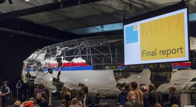 Nga: Phi đạn bắn rơi MH17 xuất phát từ thị trấn do Ukraine kiểm soát