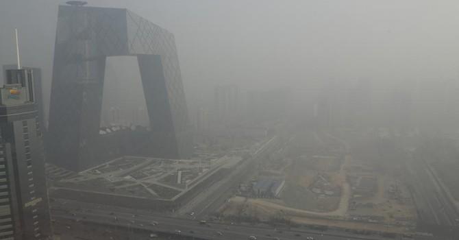 Ô nhiễm không khí nặng ở 80% thành phố Trung Quốc