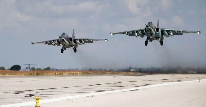 """""""Tất cả máy bay của Nga ở Syria đã trở về căn cứ"""""""