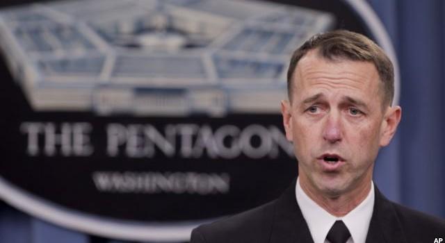 Hải quân Mỹ: Hoạt động ở Biển Đông không phải là 'khiêu khích'