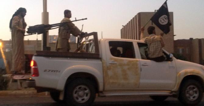 IS tại Syria tập hợp liên minh chống quân đội chính phủ